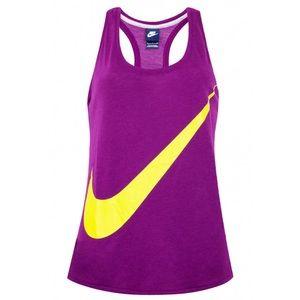 Women's Purple Nike Tanktop Medium